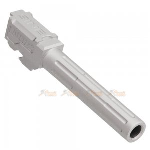 5KU Aluminum 9INE Outer Barrel for Marui G17 GBB (Silver)