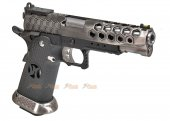 Armorer Works HX2501 Hi-Capa 5.1 GBB Pistol (2-Tone, Hex Cut Slide)