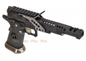 AW Custom HX2402 .38 Supercomp Race GBB Pistol (Black)