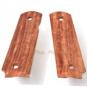 Army Force Wooden Grip Cover for Marui / WE 1911 Airsoft GBB