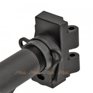 g36 stock adaptor m4 6 position marui classic army jing gong aeg black