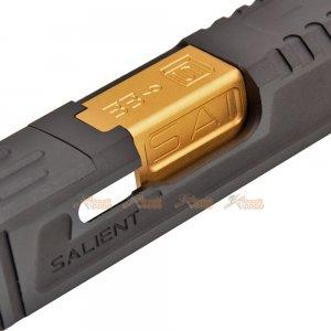 emg sai aluminium tier one slide kit gold barrel rmr cut umarex g17 gbb