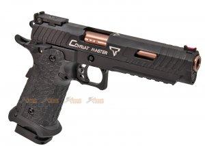 ARMY ARMAMENT John Wick 3 TTI Combat Master 2011 Hi-Capa GBB Pistol