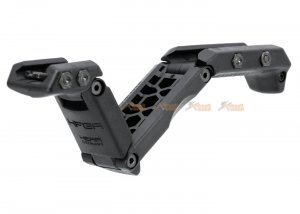 ASG HERA ARMS HFGA Multi-Position Front Grip for 1913 Picatinny Rail - Black