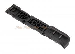 asg hera arms hfga multi position front grip 1913 picatinny rail black