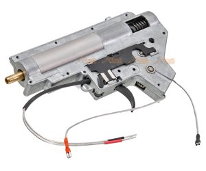 ACTION Complete Ver.2 Metal Gearbox (Front Wiring) for M4 AEG