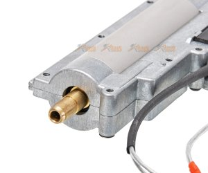 action complete ver2 metal gearbox front wiring m4 aeg