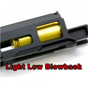 aip adjustable blowback housing marui 5.1 4.3  1911 gbb