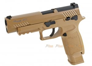 SIG AIR P320 M17 6mm TOP Gas Version GBB Pistol (Licensed by SIG Sauer) (by VFC)