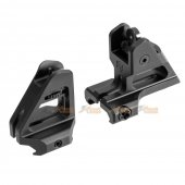 Front & Rear Sight Set for M4 Series (Black)