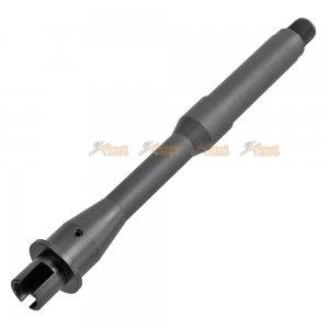 5ku aluminium 8.7 inch outer barrel marui m4 mws series black
