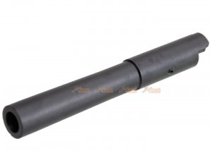 5KU Aluminum Outer Barrel for Marui Hi-Capa 5.1 Airsoft GBB (Black)