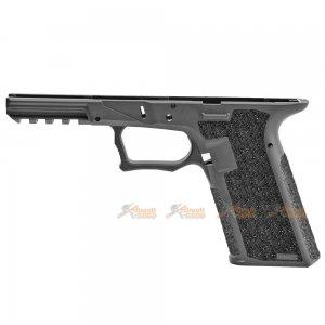 JDG Polymer 80 Licensed P80 PF940V2 Grip for Marui / WE G17 Gen3 (Black)