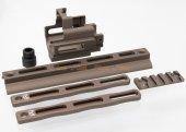 RGW M-Lok Kit for Tokyo Marui SCAR GBB (DE)