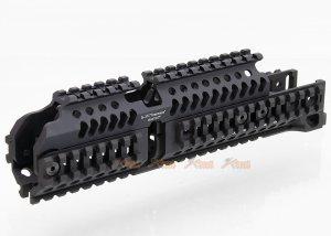 5KU Aluminum Rail Handguard for LCT / CYMA / GHK AK Series Airsoft AEG / GBB
