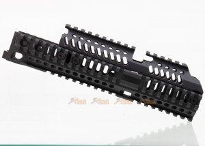 5ku aluminum rail handguard lct cyma ghk ak series airsoft aeg gbb