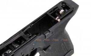 emg sai polymer frame we tech g19 gbb asi utility compact gbb black