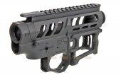EMG F-1 Firearms Officially Licensed UDR-15-3G M4 Receiver  (Black)