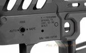 emg f1 firearms officially licensed udr153g m4 receiver black