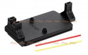 mita stylish scope rmr mount vfc g series gbb black