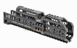 5KU (Model: B-31N & B-30U) AK Handguard Set for GHK, CYMA, LCT AK series AEG (Black)