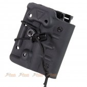 TMC W&T Kydex QD Holster for Marui 870 Breacher (Black)