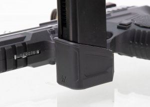 high end version emg strike industries ark17 g17 gbb pistol compensator rmr red dot sight silver