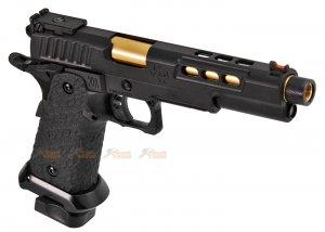 EMG / STI INTERNATIONAL™ DVC 3-Gun 2011 GBB (Threaded / Full Auto)