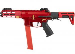 Classic Army Nemesis X9 Airsoft AEG Machine Pistol (Red)