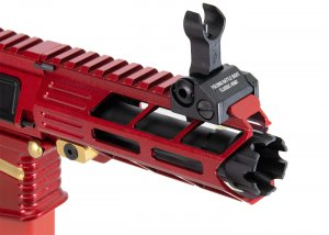 classic army nemesis x9 airsoft aeg machine pistol red