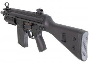 jg t3 sas shorty ris airsoft aeg rifle full stock