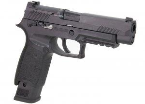 RWC SIG Air P320 M17 GBB Pistol (CERAKOTE Black)