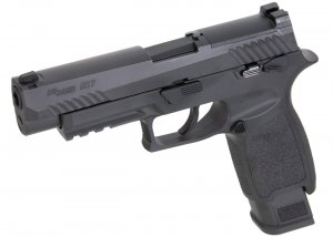 rwc sig air p320 m17 gbb pistol cerakote black