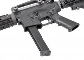 we m4a1 ris pcc version gbb rifle black
