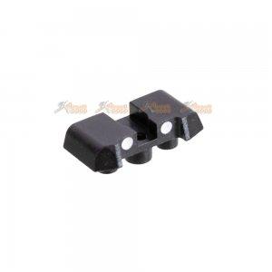 Rear Sight (Part # 01-6) for SIG AIR P320 M17 / M18 GBB