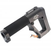 Madbull ACE SOCOM Stock for M4 AEG (Black)