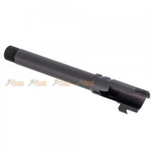 proarms 14mm ccw threaded barrel vfc 1911 gbb series ( black )