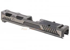 strike industries ark-17 ark17 titanium rmr silde steel barrel marui g17 gbb gen3