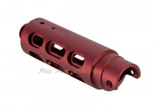 rgw cnc outer barrel type b oval cut app-01 red