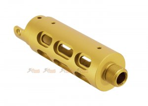 RGW CNC outer barrel Type B Oval Cut AAP-01 (Yellow)