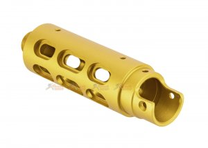 rgw cnc outer barrel type b oval cut app-01 yellow