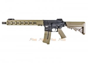 PTS x Classic Army MK16 AEG (Dark Brown)