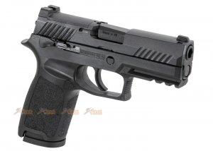 SIG AIR P320 M18 6mm Gas Version GBB Pistol (Licensed by SIG Sauer) (by VFC) - Black