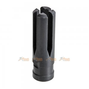 classic army -14mm ccw steel flash hider a158m for jing gong classic army marui airsoft g36k aeg