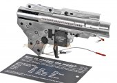 EMG (by APS) eSilver Edge Gearbox for EMG (by APS) Ver.2 M4 Airsoft AEG Rifles  - (Rear Wired)