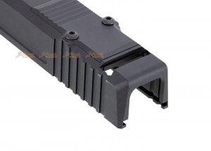 mita slide set rmr mount ready for vfc/umarex g17 gbb gen 4 black