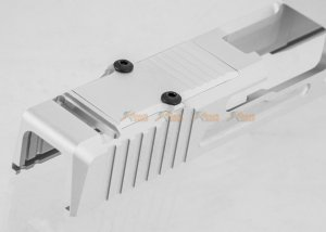 mita slide set rmr mount ready for vfc umarex g17 gen 4 silver
