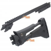 WE G36 IdZ Future Soldier Conversion Kit for Marui / Jing Gong / ARES Airsoft AEG