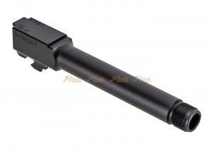 Pro-Arms 14mm CCW Threaded Barrel for Umarex G17 Gen 5 GBB (Black)