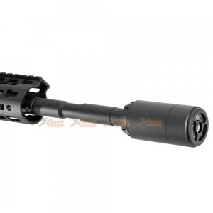 rgw sf threaded warden tracer unit flame effect unit 14mm ccw black